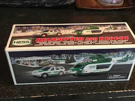 Collectible Hess truck brand new in box never opened