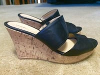 Size 6 Wedge Heels - Like New! Regina, S4X
