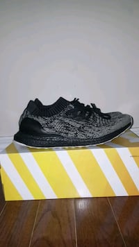Uncaged Ultraboosts (oreo) nds size 12 Milton, L9T 7V8