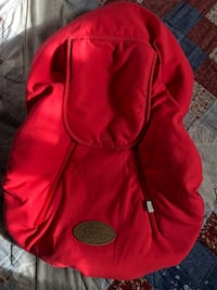 Cozy Cover for baby car seat