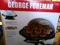 12 serving George Foreman grill Los Angeles, 90003