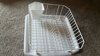 white wire kitchen drying rack Innisfil, L9S