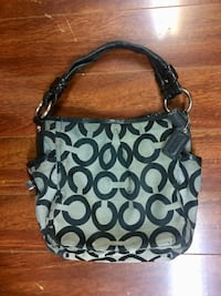 Coach signature hobo bag  Toronto, M8V 2V1