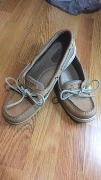 brown sperrys, new condition Lower Sackville, B4E 2H3