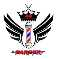 multicolored Barber AG logo