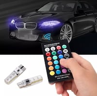 Remote Control Car Led Bulb Multicolor Red Deer, T4P 0S5