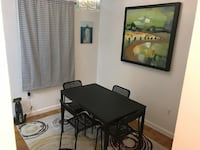 Dining Table Set + 4 chairs, Rug & 2 Paintings Alexandria, 22304
