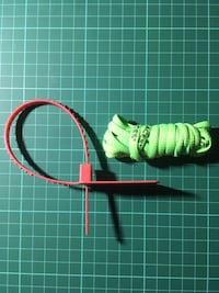 Off White Zip Tie 2017 Shoelaces green Cuneo, 12100