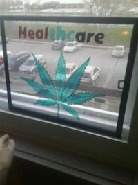 Healthcare stained glass art