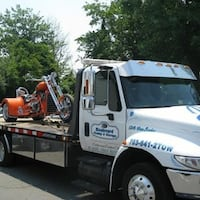 Towing Falls Church