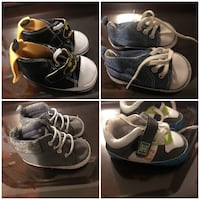 four pairs of assorted shoes Las Vegas, 89120