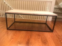 West Elm Coffee table  Toronto, M6G 2C2