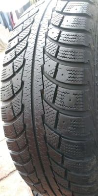 4  Nord frost winter tires 195-65-15