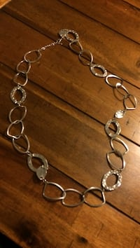 silver chain necklace Hanover, 17331