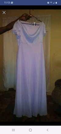 Bridesmade Dress size 20