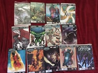assorted comic book collection Saint Augustine, 32084