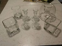 glass candle holders Cookeville, 38501