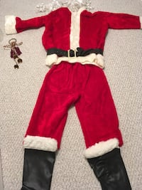 Professional Santa Suit and Elf Costume Silver Spring, 20902