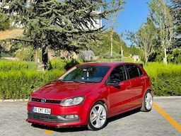 2014 Volkswagen Polo 1.2 TSI BMT 90 PS COMFORTLINE MAN ba208d0f-96ce-4ad7-a79a-db2043ee1093