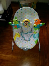 Monkey business Baby bouncer