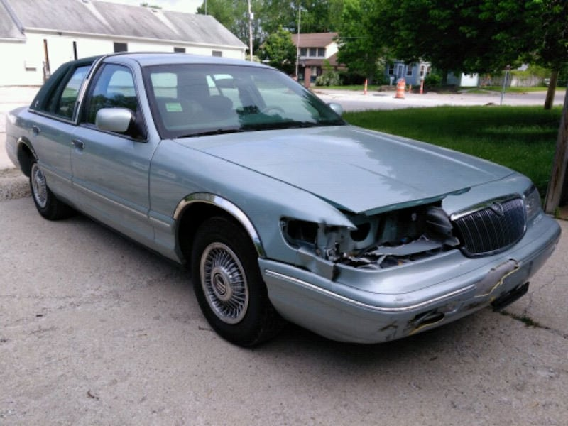 Mercury - Grand Marquis - 1996 5