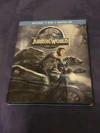Jurassic World Blu-Ray Takoma Park, 20912