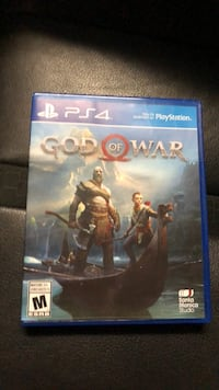 God of War  Toronto, M1L