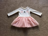 The Children's Place toddler dress 4t 40 km