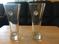 Six beer glasses Vancouver, V5S 2H1