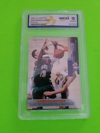 2003  Lebron James rookie S.I. For kids # 264