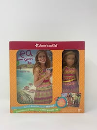 American girl Lea's 2-book Set and mini doll Toronto, M9B 2R5