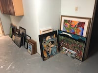100 Paintings, Drawings, Lithographies Pointe-Claire, H9R 5B2