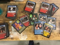 WWF RAW DEAL FULLY LOADED, more than 2000 cards Toronto, M6H 1J8