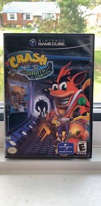 Nintendo Wii Disney Pixar Cars case Falls Church, 22041