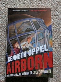 Kenneth oppel airborn book Toronto, M1C