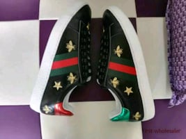 men's Gucci bee edition low-cut sneakers