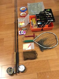 FRESHWATER or Saltwater FLY Fishing's (LOT)  Huntington, 11743