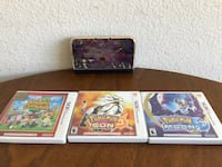 Galaxy 3ds and 4 games Las Vegas, 89106