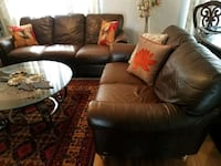 i have tow sofa and chirs for sell sofa 200$ each chirs 60$ each  Cambridge, N1R 8G3