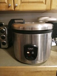 Kitchen Flower Rice Cooker 25 Cups Mount Airy, 21771
