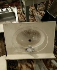 Bath sink with faucet South Amboy, 08879
