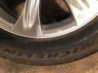 Wheel, 235/55/R18 Michelin Energy aluminum rim and tire East Stroudsburg, 18302