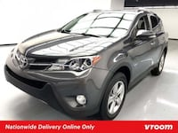 2015 Toyota RAV4 XLE Houston