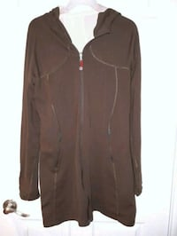Lululemon long  jacket size 8