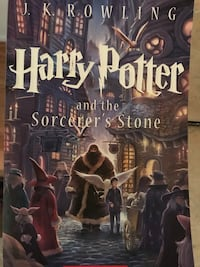 Harry Potter #1 paid $12.99 Great Falls, 22066