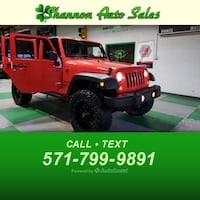 2013 Jeep Wrangler Unlimited Sport Manassas