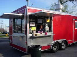 RENT Fully Loaded Concession Trailer