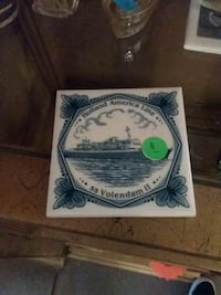 Holland America Line Coaster  Middletown, 17057