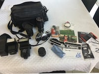 Canon photographer kit AE-1 program Vaughan, L4H 3E7