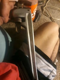 ALLOY  PIPE WRENCH